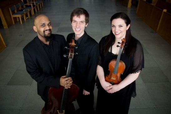 The Ruby Trio, PC Kristan Toczko 2016